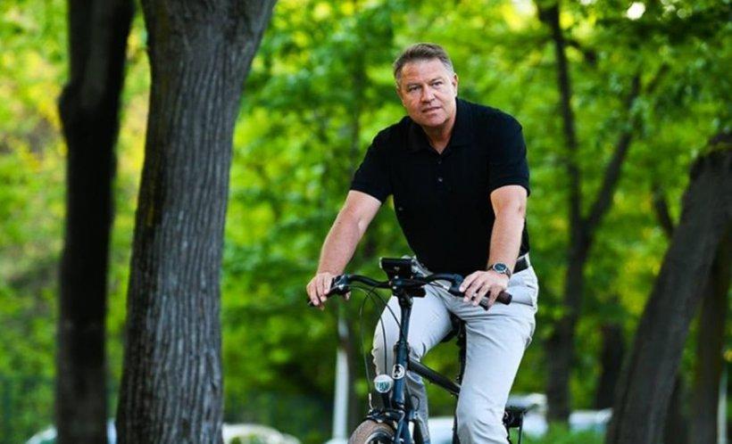 """Președintele Klaus Iohannis face un apel la populație: """"Protejarea mediului înconjurător devine obligaţia şi responsabilitatea noastră, a tuturor"""""""
