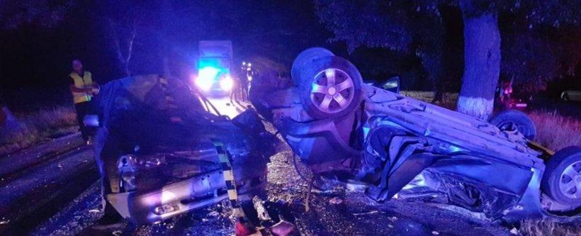 Accident cumplit în Tulcea! Bilanțul victimelor