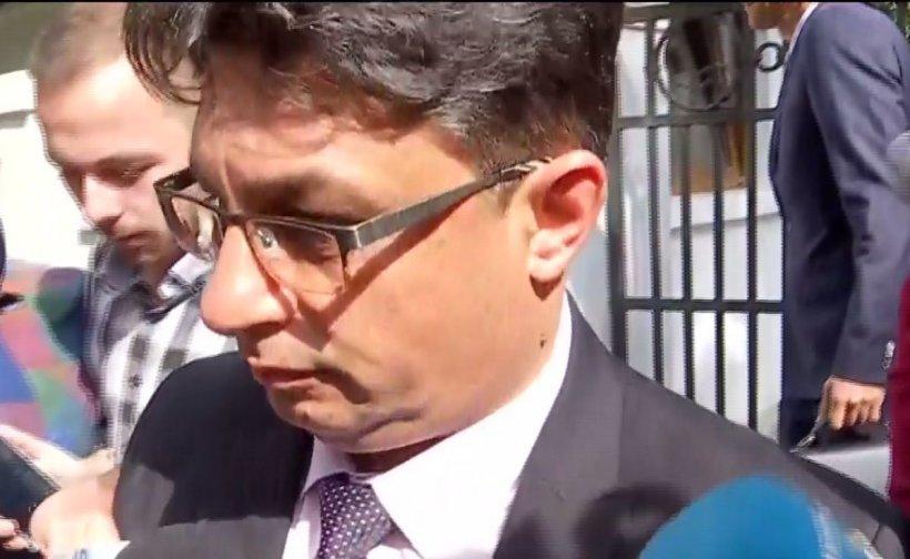 Procurorul care a stat la poarta lui Gheorghe Dincă, la sediul ÎCCJ . Cristian Ovidiu Popescu contestă suspendarea din magistratură
