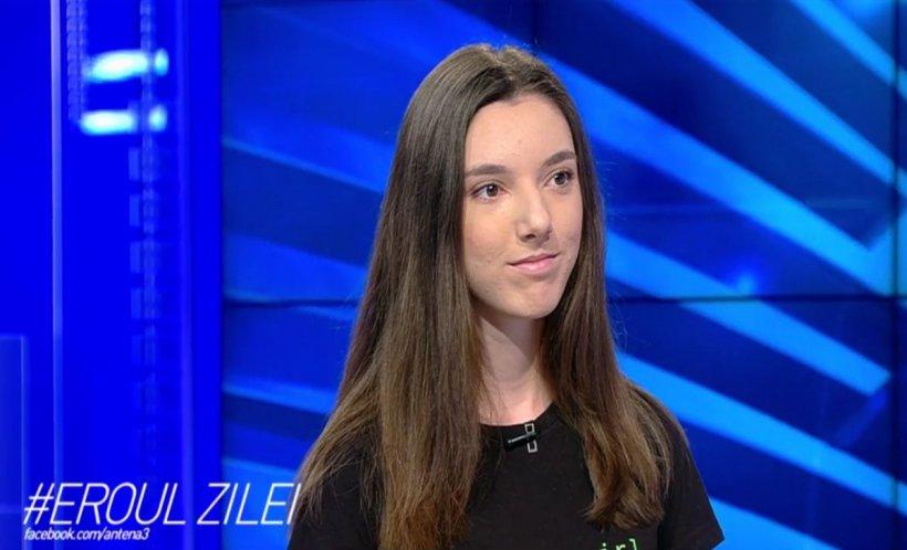 Eroul Zilei. Alexa Tudose, premiată cu aur la Olimpiada Balcanică de Informatică