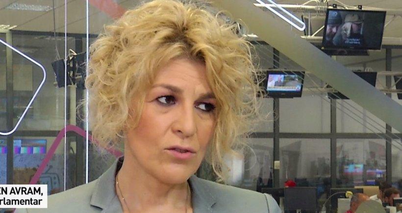 Carmen Avram: Rovana Plumb nu a fost respinsă de Comisia Juridică 127