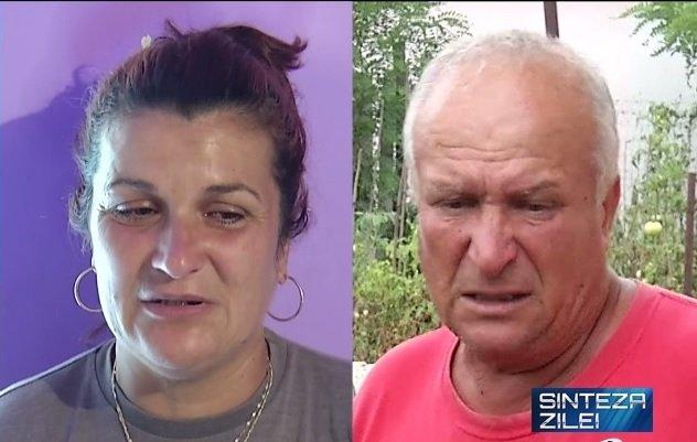 Mama și bunicul Luizei rămân internați în spitalul din Craiova
