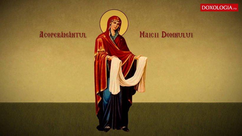Acoperământulul Maicii Domnului. Spune această rugăciune pe 1 octombrie pentru îndeplinirea tuturor dorințelor