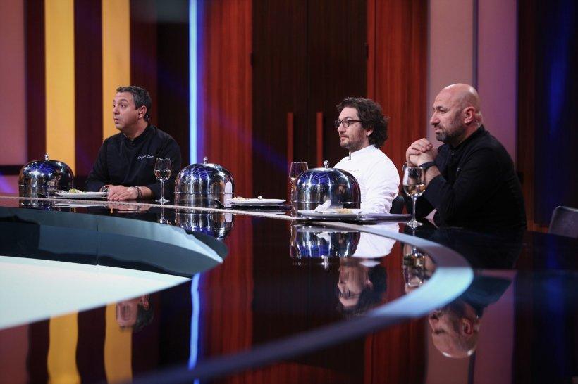 """CHEFI LA CUȚITE. Sosia lui chef Florin Dumitrescu intră în showul culinar: """"Este mai creativ, pentru că este tânăr"""" (FOTO)"""