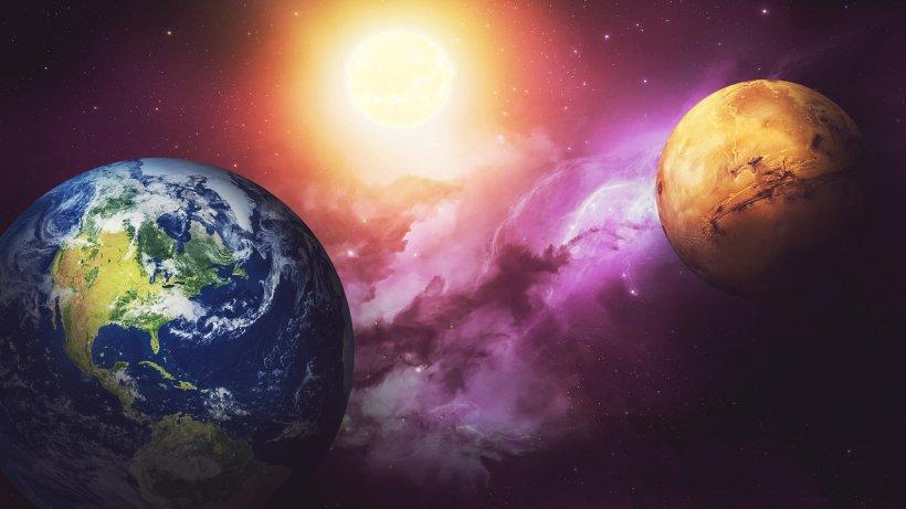 Peste 20.000 de români vor călători virtual spre Marte