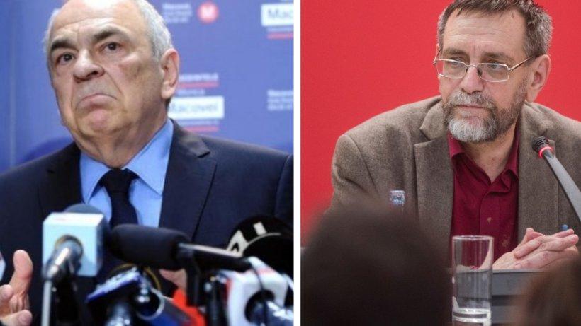 Război total în Grupul de Dialog Social: Liiceanu îl acuză pe Cornea că a transformat sediul GDS în cârciumă, Cornea îi răspunde: Calci oameni ca pe gângănii!