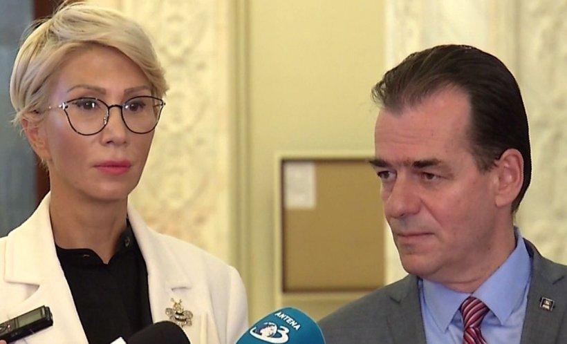 Orban către Dăncilă: Orice promisiune făcută parlamentarilor pentru a le schimba opţiunea politică reprezintă o infracţiune 534