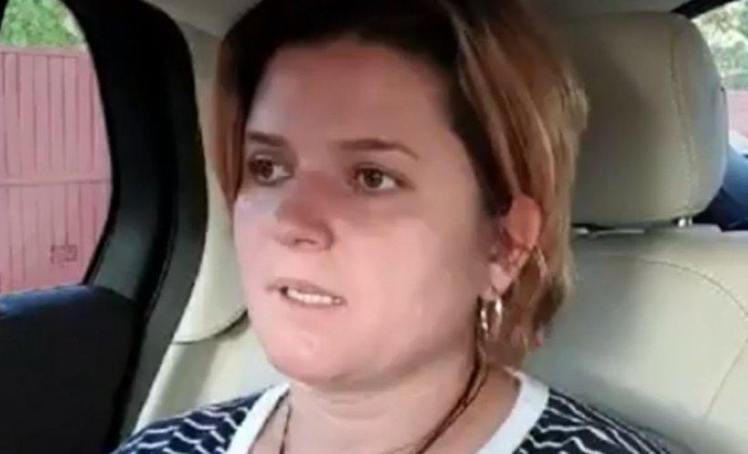 """Mama Alexandrei Măceșanu, în lacrimi, în direct, pe Facebook: """"Fiica mea trăiește! E luată și dusă în străinătate"""""""