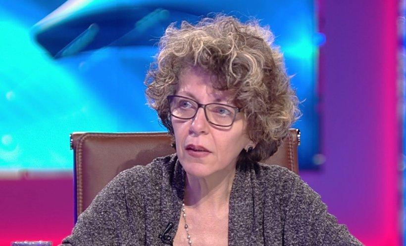 """Adina Anghelescu: """"Avem manipulări în cazul Caracal. Unele televiziuni au urmărit rating, mai puțin adevărul. Mulți vor să devină vedete"""""""