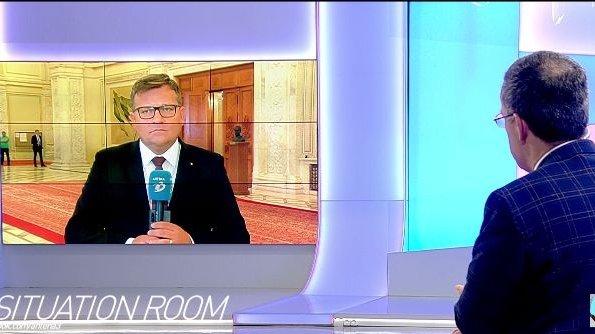 Ministrul Muncii, la Antena 3: Am văzut o moțiune goală. Cifrele sunt în favoarea Guvernului Dăncilă