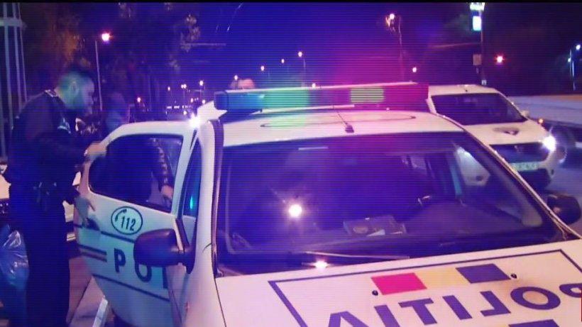 Scandal în cartierul Colentina din Bucureşti din cauza unui şofer băut - VIDEO