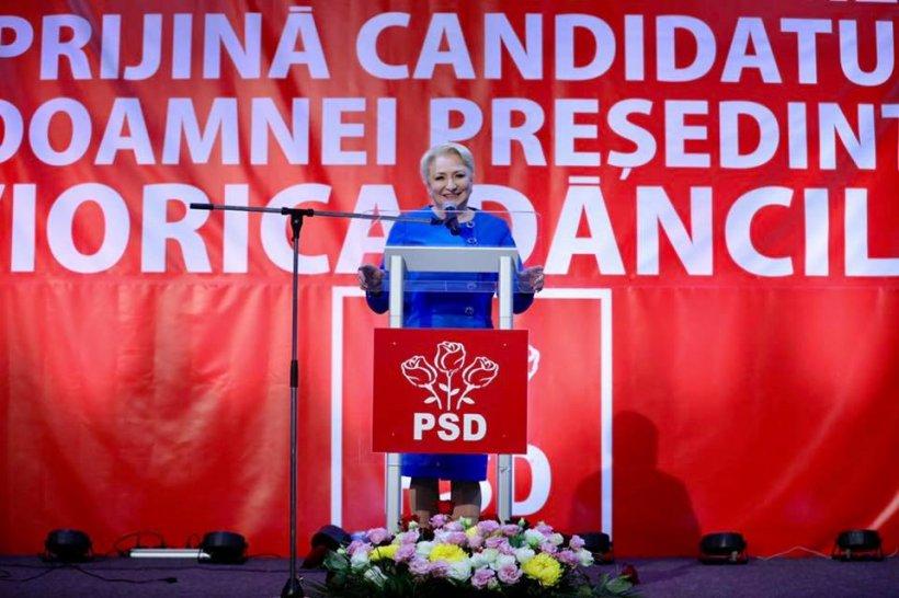 Vinerea cuțitelor lungi în PSD după căderea Guvernului. Se pregătește mazilirea trădătorilor. Ce se va întâmpla cu Viorica Dăncilă?