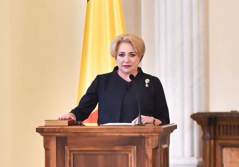 """Viorica Dăncilă: """"Puterea nu se cedează, ea se câştigă. Am certitudinea că ajung în turul II"""" 534"""