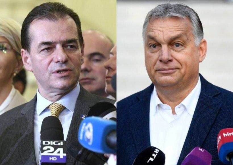Coincidență bizară. Ce au în comun Ludovic Orban din România și Viktor Orban din Ungaria, în afară de nume. Puțini și-ar fi imaginat!