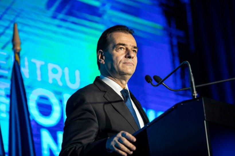Detaliu amuzant: Ce se va întâmpla dacă Ludovic Orban va fi numit premier