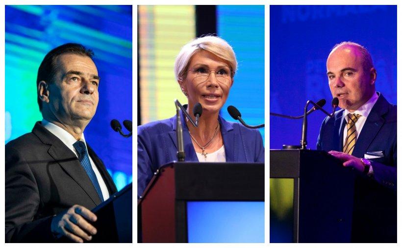 Răsturnare de situație în Guvernul Ludovic Orban. Schimbare totală de nume. Ce vor face Raluca Turcan și Rareș Bogdan