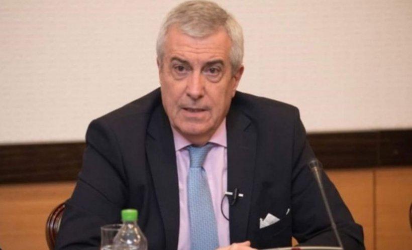 Tăriceanu, după întâlnirea cu Klaus Iohannis: Nu putem vota un guvern care să-l includă pe Petrov