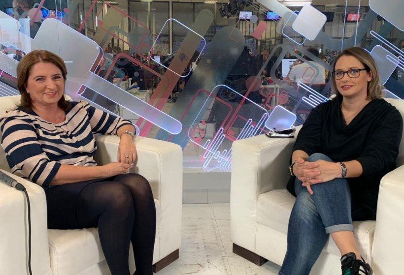 ANTENA3.RO LIVE. Hematologul Gabriela Borsaru, despre analize, despre sânge și problemele lui
