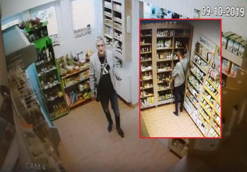 """Angajații unui magazin din Oradea nu înțelegeau ce se întâmplă. Așa că au decis să uite pe camerele de supraveghere. Și-au dat seama imediat ce s-a întâmplat: """"Probabil ține la sănătate"""""""