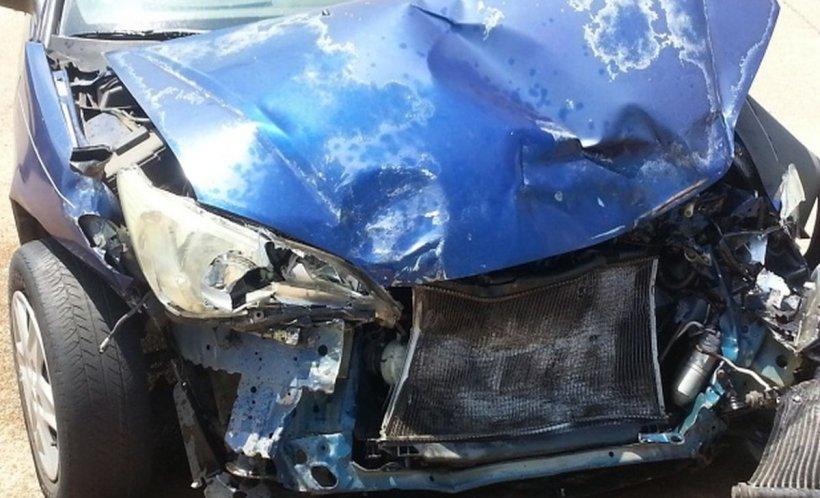 Accident cu cinci victime în Brăila, din cauza ceții dense