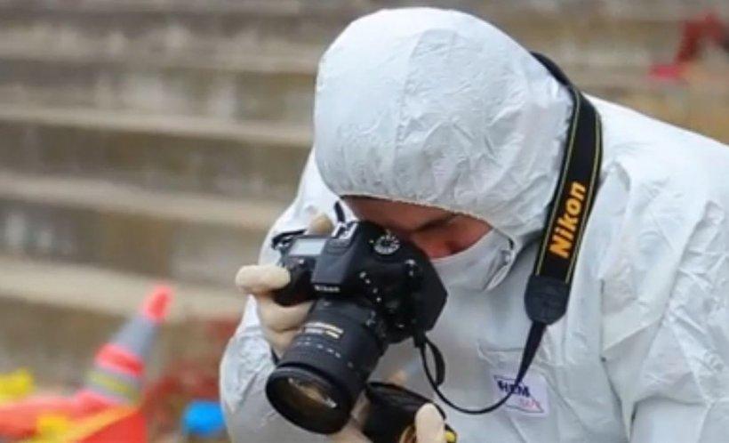 Un polițist de la Penitenciarul Arad, găsit împușcat în timp ce era de serviciu