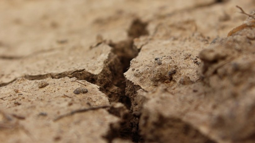 Dezastru pentru România din cauza secetei. Două râuri au dispărut de pe hartă