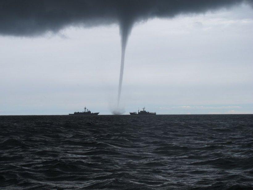 Vreme extremă în Europa. Insula Ibiza a fost lovită de o tornadă devastatoare