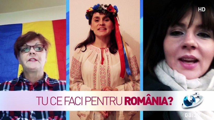 """Antena 3 dă startul concursului """"1 ROMÂNIA"""": """"Tu ce faci pentru România?"""". Trimite răspunsul tău și ai ocazia să-i vorbești României chiar de ziua ei 482"""