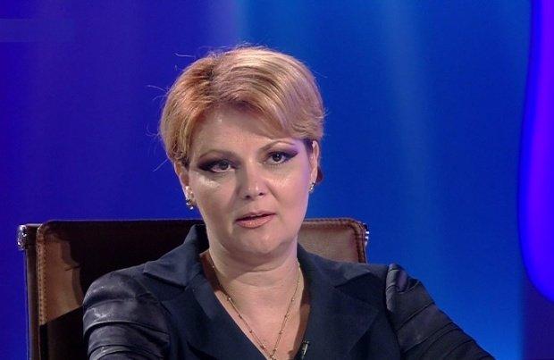 """Lia Olguța Vasilescu, după ce a citit programul de guvernare al PNL: """"Vine prăpădul!"""""""