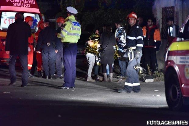 IGSU, despre intervenția pompierilor la Colectiv: Salvatorii au fost supuşi unei presiuni publice uriaşe