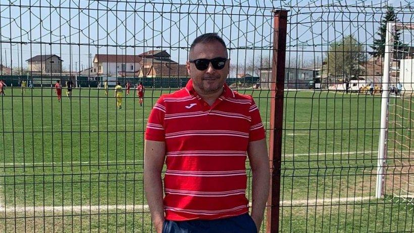 Patronul unui club de fotbal din România, găsit fără suflare