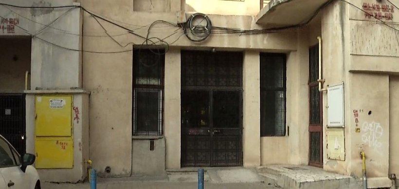 Primele imagini cu blocul din București unde a fost sechestrat una dintre victimele pedofilului din Călărași