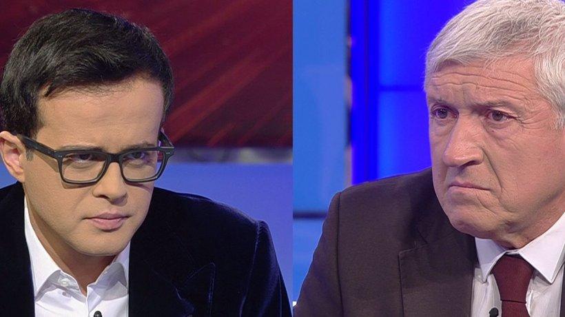 """Mihai Gâdea, moment unic la """"Sinteza Zilei"""". Întrebările care l-au dat peste cap pe Mircea Diaconu 72"""