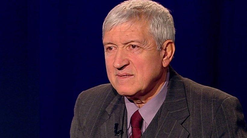 Mircea Diaconu, la Sinteza Zilei: Vreau să fiu președintele unificator