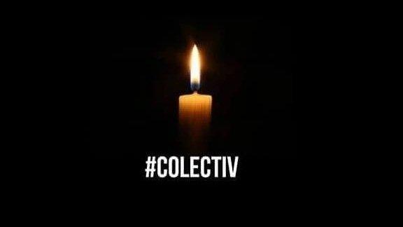 Slujbe de pomenire pentru victimele de la Colectiv. 64 de tineri au murit, iar alții au fost mutilați fizic și psihic