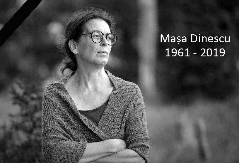 Soția lui Mircea Dinescu a încetat din viață. Mașa Dinescu avea 58 de ani 16