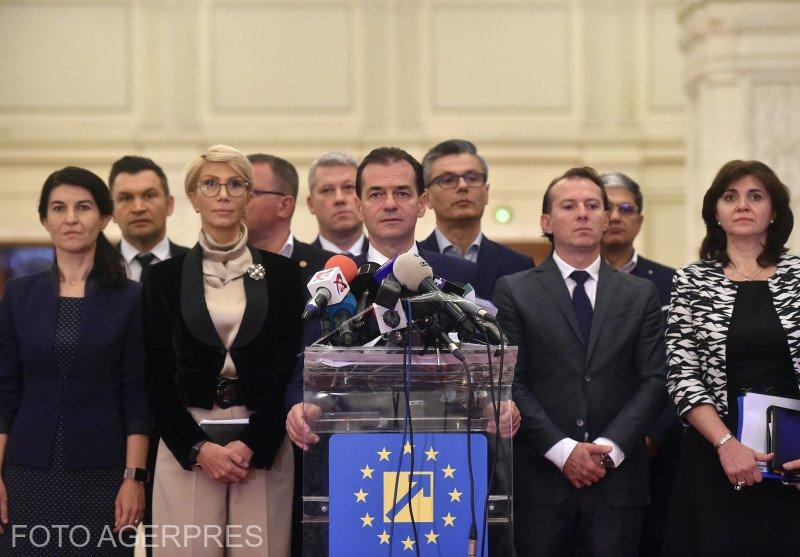 Zi de foc în Parlament. Miniştrii propuşi de premierul desemnat Orban sunt audiaţi. Aviz negativ pentru Cîţu la Finanţe
