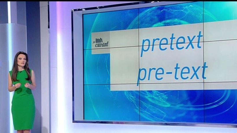 Pe cuvânt, cu Ana Iorga: Cum scriem derivatele cu prefix