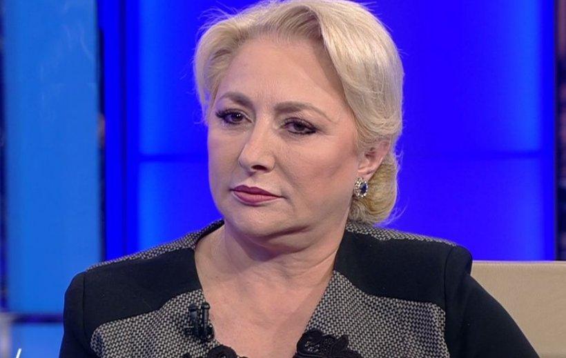 Viorica Dăncilă, prima declarație după ce sondajul IMAS a plasat-o pe locul al treilea