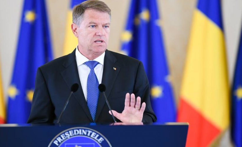 Klaus Iohannis: România nu a scăpat încă de comunism din cauza PSD