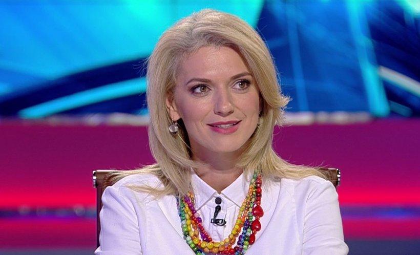 Alina Gorghiu, noul președinte al Senatului - surse