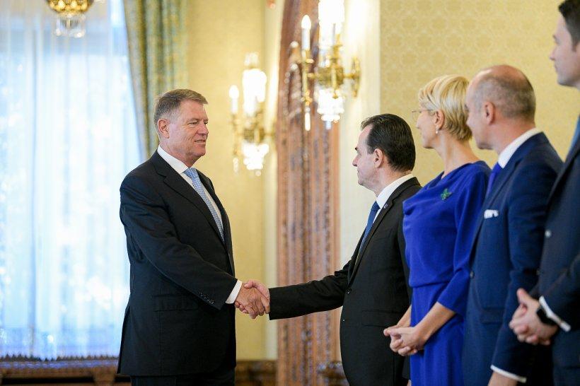 Ce scrie presa internațională despre învestirea Guvernului Ludovic Orban
