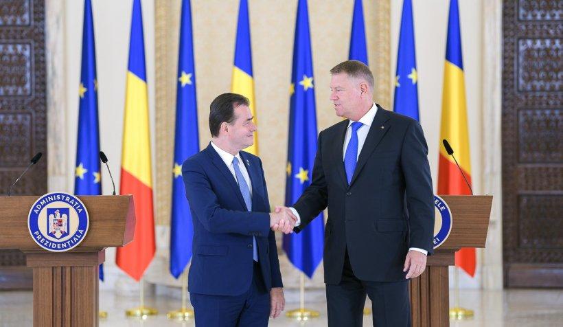 """Klaus Iohannis: """"În ultimii 30 de ani, România nu s-a dezvoltat mai mult și mai bine din cauza PSD. O spun direct"""""""