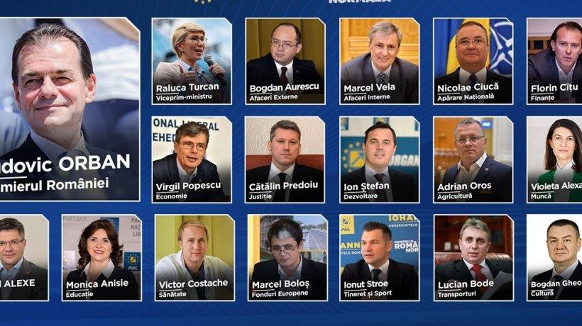 Ludovic Orban este noul premier al României. Guvernul a fost învestit cu 240 de voturi 482