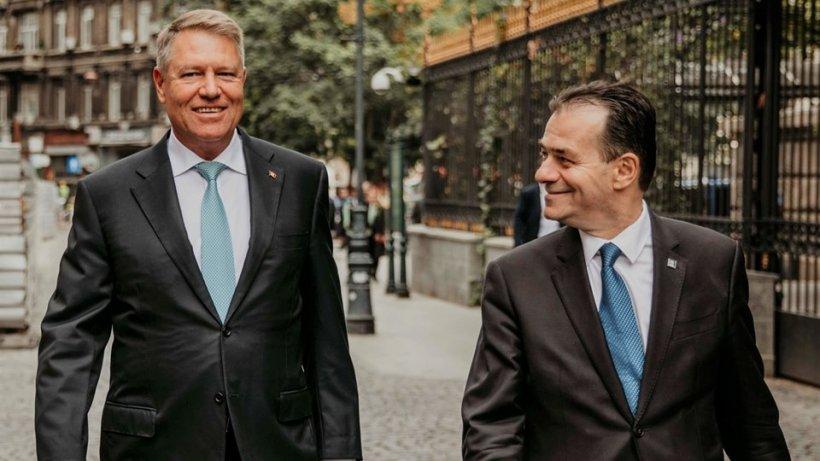 """Orban către Iohannis: """"Începând de azi, aveţi un partener în Guvernul României"""""""