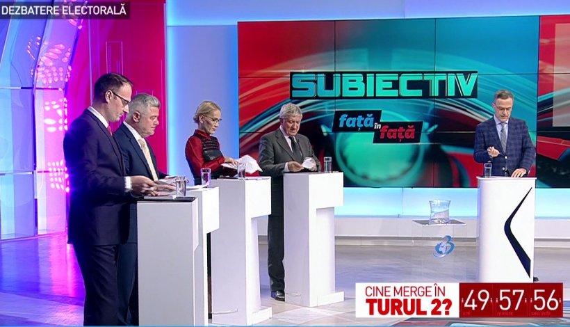 ALEGERI PREZIDENȚIALE 2019. Ultima confruntare a candidaților, înainte de marea bătălie. Mișcările de ultim-moment ale politicienilor
