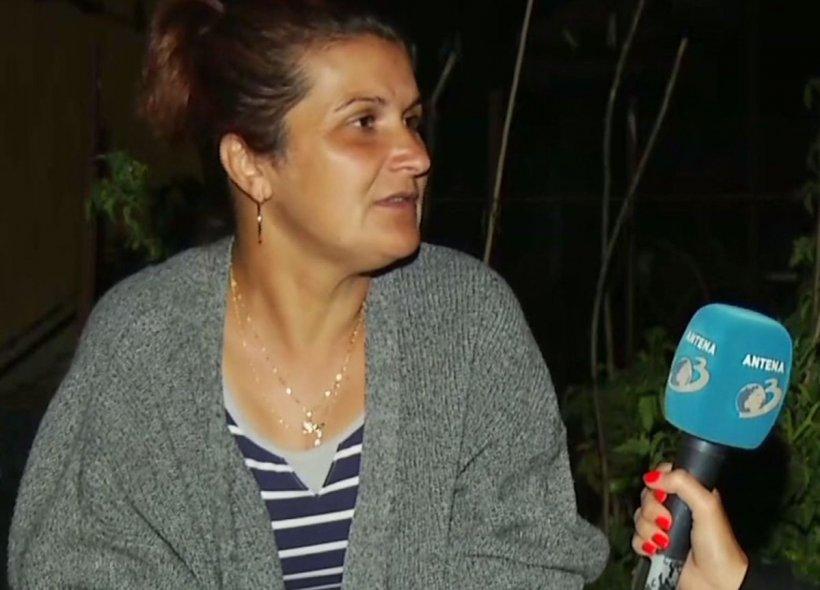 Mama Luizei, prima reacție la vestea că fiica sa ar fi în viață