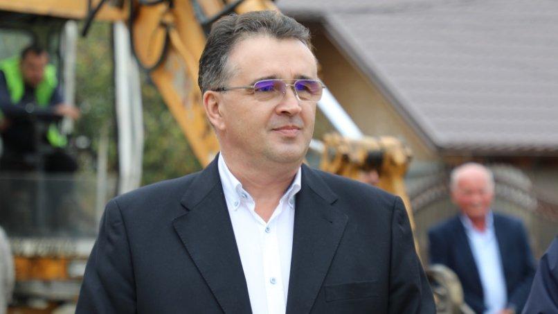 Marian Oprișan, surprins la SRI cu doar câteva zile înainte de alegerile prezidențiale