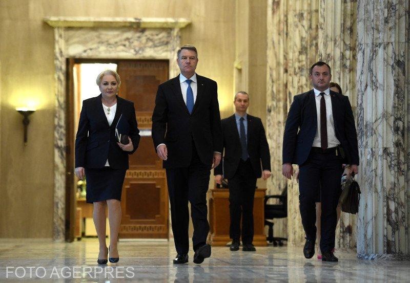 Viorica Dăncilă, acuzație dură la adresa lui Iohannis: Ați jurat pe Biblie. V-ați încălcat jurământul!