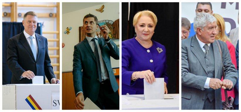 6 mituri demontate la alegerile prezidențiale de duminică. Prezența-record s-a făcut țăndări, Barna, sedus și abandonat de Diaspora pentru Iohannis și scorul Vioricăi Dăncilă